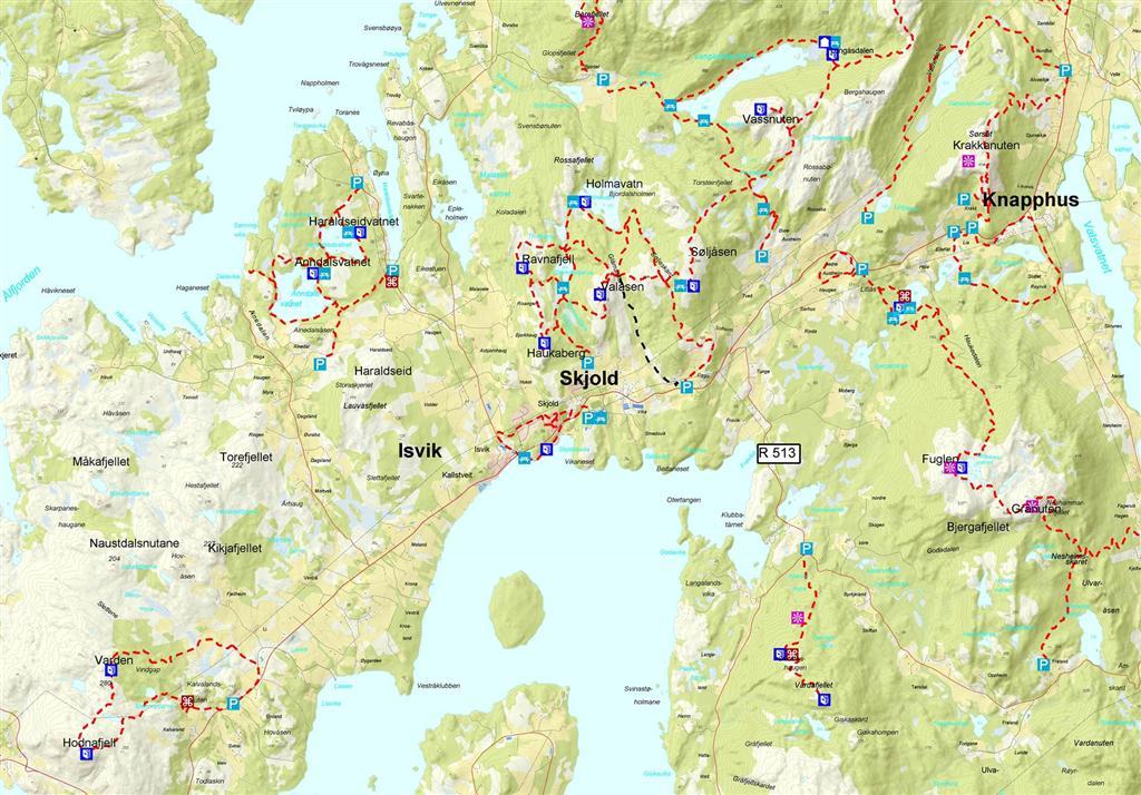 skjold kart Skjold   Vindafjord kommune skjold kart